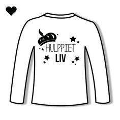 Hulppiet-T-shirt-wit