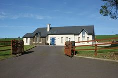 View our wide range of Houses for Sale in Midleton, Cork.ie for Houses available to Buy in Midleton, Cork and Find your Ideal Home. House Designs Ireland, Double French Doors, Recessed Ceiling Lights, Roof Light, Timber Flooring, Built In Wardrobe, Roof Design, Wide Plank, Large Windows
