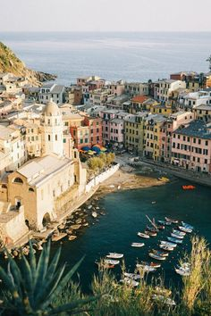 The Destination: Cinque Terre, Italy The Allure: Cliffside beaches and endless bowls of the best pasta on earth. The Travel Tip: Consider your quest for seaside bliss complete....