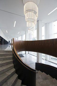 WW Office Building, Rotterdam, 2020 - Powerhouse Company