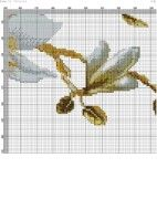 "Gallery.ru / kento - Альбом ""28"" Embroidery Flowers Pattern, Flower Patterns, Embroidery Designs, Harry Potter 2, Cross Stitch Rose, Cross Stitch Flowers, Polly Pocket, Cross Stitch Designs, Cross Stitch Patterns"