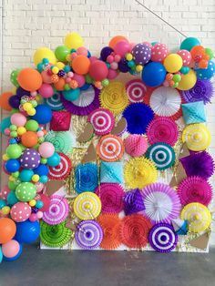 Brighten Your Studio With A Colorful DIY Rainbow Photo Backdrop! : Confetti on the Dance Floor Blog