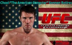 """Chael Sonnen Announces His Retirement From MMA -  By Rich Davie @Rich Davie June 11, 2014  After thanking friends, fans, and those close to him, Chael Sonnen just announced on """"UFC Tonight"""" that he is officially retiring from MMA.  This had to be expected since immediately after the NSAC and the UFC banned TRT, Chael intimated that he would likely retire from MMA... #SonnenRetires #ChaelSonnen #UFC #MMA #MMAChat"""