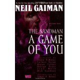 The Sandman Vol. A Game of You (New Edition) - Neil Gaiman, Colleen Doran, Shawn McManus & Bryan Talbot Mary Shelley, Bruce Timm, Coraline Neil Gaiman, Recurring Dreams, State Of Decay, American Gods, Mike Mignola, New Edition, Fantasy