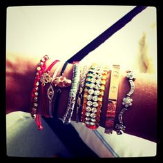#Street #Streetstyle #Fashion #Style #Trend #Bracelet #Bracelets #Arm #Armparty #TheCuratorial #Manrepeller