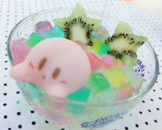 Find images and videos about cute, pink and food on We Heart It - the app to get lost in what you love. Cute Snacks, Cute Desserts, Cute Food, Good Food, Yummy Food, Japanese Snacks, Japanese Sweets, Japanese Food, Japanese Candy
