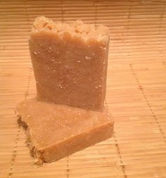 All naturalCOCONUT GOAT MILK Soap-all natural by RundellFarmSoaps