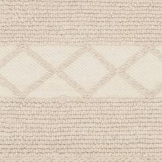 Williston Highlands Beige Tufted Wool Area Rug Kitchen or front living room Wool Area Rugs, Beige Area Rugs, Dining Room Inspiration, Wool Yarn, Artisan, Highlands, House Styles, Property Brothers, Cotton