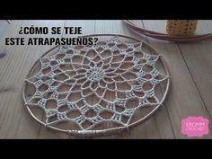 fet a la Sun Crochet Home, Love Crochet, Crochet Motif, Crochet Patterns, Knit Crochet, Crochet Mandela, Crochet Dreamcatcher, Sewing Lace, Fidget Quilt