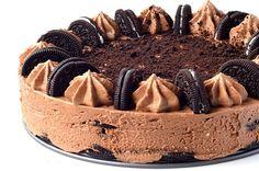 Go to see recipes Oreo Cheesecake, Chocolate Cheesecake, Chocolate Cake, Best Cake Recipes, Dessert Recipes, Desserts, Kai, The Kitchen Food Network, Icebox Cake