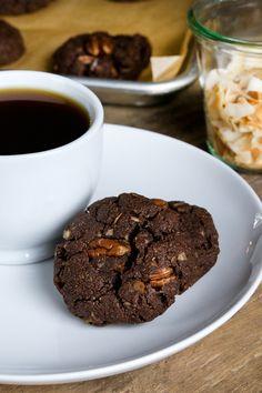Chocolate Paleo Breakfast Cookies