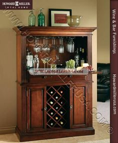 1000 Images About Wine Cabinets Amp Bar Furniture On