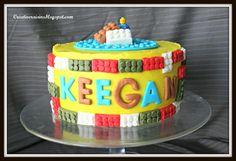 Great Lego Cake!