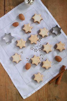 midnight dessert: Zimtsterne - Škoricové hviezdičky