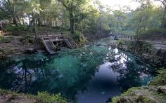 10 Paranormal Swimming Holes In Florida That Will Make You Feel Like You're In The Twilight Zone