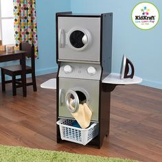 "KidKraft Espresso Laundry Play Set - KidKraft - Toys ""R"" Us"