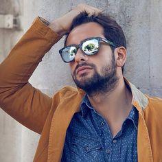 #GiuseppeLaSpina #Northweek #polarized #sunglasses #customizable #Barcelona