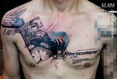 Tattoo Artist: Klaim Street Tattoo