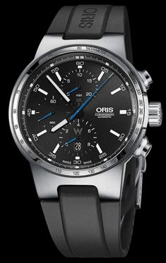 Oris Williams Chronograph & Oris Williams Day Date – Абсолютно новая коллекция от Орис | LuxuriousWatches.ru