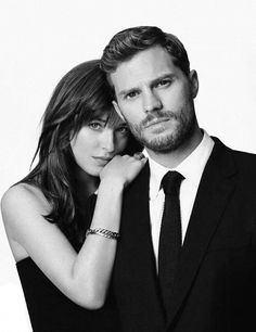 """Dakota and Jamie are both so funny—they met their match in humor, so it couldn't not go into the movie. It also helped in shooting some of the darker scenes—to be able to have that sense of humor was..."