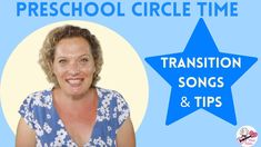 Preschool Circle Time | Transitions Songs and Tips Transition Songs For Preschool, Preschool Transitions, Preschool Music Activities, Preschool At Home, Preschool Classroom, Time Series, Circle Time, Reading Skills, Speech And Language