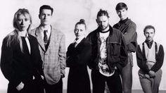 """The Antwerp Six photographed by Karel Fonteyne, 1986"""