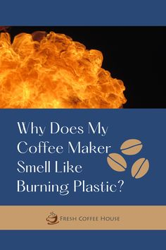 Don't panic, unplug the coffee maker and keep an eye on it for a couple of minutes as they have been known to catch on fire. Instead of thinking about why your coffee maker is smoking it may be better to just bring it outside to your backyard or balcony while you review the possible causes. Coffee Cream, Coffee Type, Black Coffee, Types Of Coffee Beans, Different Types Of Coffee, Coffee Machine, Coffee Maker, Coffee Container, Coffee Blog