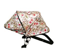 Extendable canopy hood for Bugaboo Cameleon winter Bugaboo hood Dachbezug