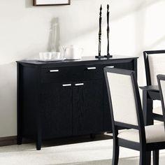 Coaster Lexton Server with Drawer & Door Storage - Coaster Fine Furniture