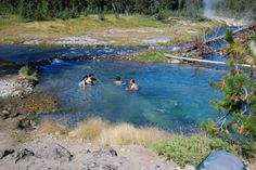 7 Swimming Holes In Wyoming