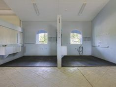 Wellington wash stall