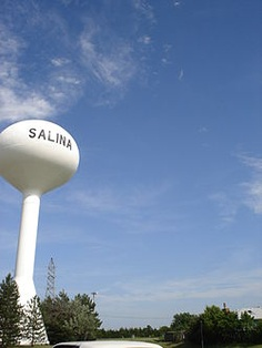 Salina Kansas Went here a few years ago to meet friends from Oklahoma! they have the coolest zoo Salina Kansas, Salina Ks, Meet Friends, Water Tower, Back Home, Places Ive Been, America, Towers, Oklahoma