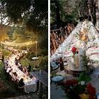 Geweldige locatie voor een buiten bruiloft