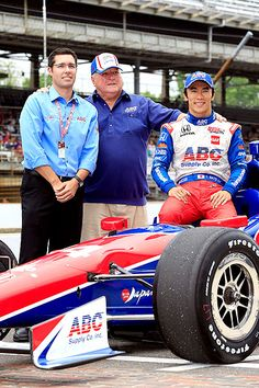 Takuma Sato gives A.J. Foyt a chance to win the Indianapolis 500
