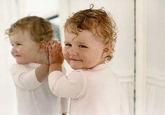 Produtos para crianças com cabelos cacheados