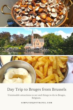 Are you travelling to Belgium? It's worth spending at least a day in the beautiful Bruges. Here is a list of things to see and do in Bruges during a day. #TravelTips #EuropeTrip #Explore #destination #attractions #blogger #medieval #MustSee #travel #TravelBlogger #InstagrammableSpots #culture #chocolate #history #architecture #art