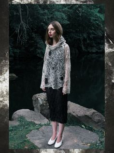 Fashion Labels, Androgynous, Lace Skirt, Street Wear, Spring Summer, Streetwear