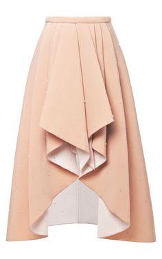 3D Bead-Embellished Foam Skirt by Rodarte - Moda Operandi