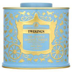 Twinings Diamond Jubilee Blend - Limited Edition Caddy