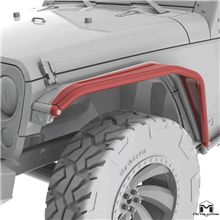 The MetalCloak YJ/TJ/LJ Overline Flat Tube Fender gains the most ground among typical flat tube fenders. No Other Jeep Tube Fender is as strong or gains as much clearance with NO BODY MODIFICATION! Jeep Mods, Jeep Tj, Jeep Wrangler Tj, Ss Bolts, Jeep Fenders, Fender Flares, Monster Trucks, Tube, Flats
