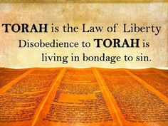 I love His perfect law ... Messiah Yahusha IS the WORD made flesh.
