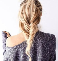 awesome fishtail braids... by http://www.dezdemon-exoticfish.space/fishtail-braids/fishtail-braids/