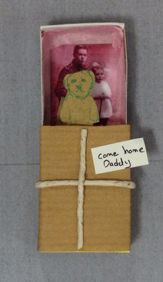 'Come Home, Daddy' by Matt Design Department, Classroom Projects, Home Activities, Summer 2014, World War, No Response, Daddy, Teaching, Creative