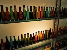 Guinness bottles over time