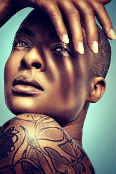 blackgirlsinked:  BGI: Black Girls Inked: Stephanie 3