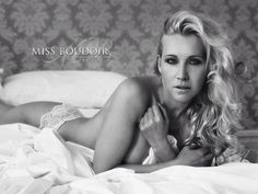 Artistic, black and white, fine art, natural, boudoir photography by Miss Boudoir®