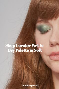 Try UNDONE BEAUTY's vegan and cruelty free eyeshadow palette, a curated collection of high pigment shadow essentials and pops with wet or dry application. Eyeshadow Brushes, Eyeshadow Palette, Minimalist Makeup, Eye Palettes, Natural Highlights, Liquid Liner, Smoky Eye, Eye Shadow, Color Pop
