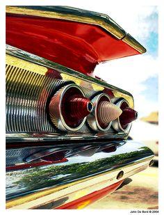 Classic Car: 1960 Impala.
