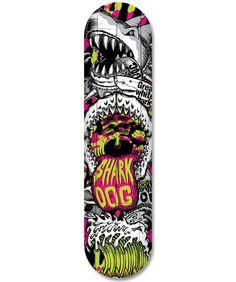 Sharkdog surf Skateboard' deck graphic design. Extreme character design. Designed by doldol.  #graphicdesign #deck #skateboard #snowboard #sk8 #character #design #longboard #sticker #skin #mtb #bike #monster #스케이트보드 #dog #스케이트보드디자인 #스케이트보드스티커 #그래피커 #sharkdog #캐릭터디자인 #스캡 #surf #서핑 #graffiti #extreme #sports #pattern #shark #bullbog #상어