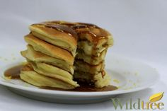 Wildtree's Lemon Ricotta Pancakes Recipe.... Yummy!! This is Wildtree's recipe of the month!